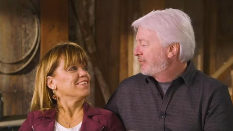 Amy Roloff and Chris Marek of Little People Big World