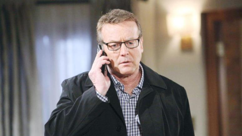 Doug Davidson is done with The Young and the Restless.