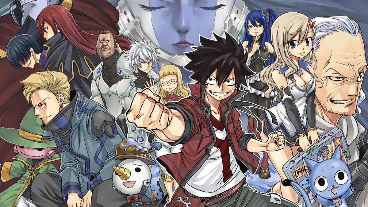 Netflix EDENS ZERO Anime