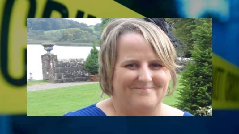 Picture of Elaine O'Hara circulated by police