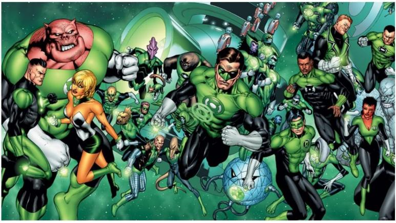 HBO Max creating Green Lantern series for 2022 release