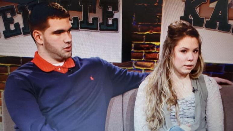 Jordan Wenner and Kailyn Lowry of Teen Mom 2