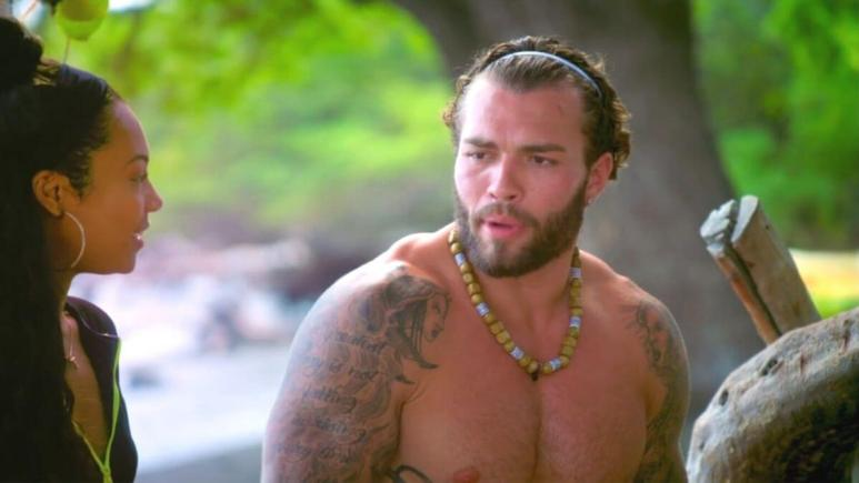 Julian from Season 3 of Temptation Island