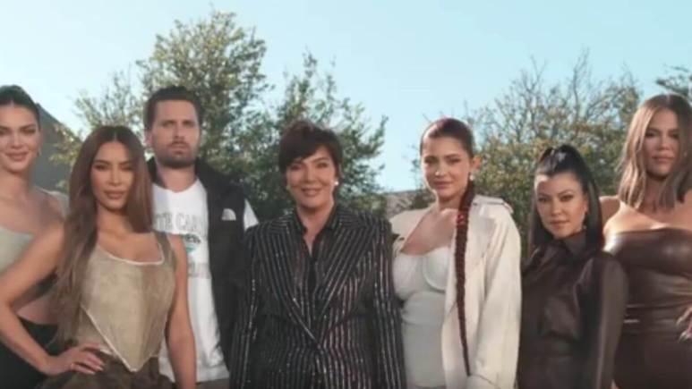 The Kardashian Family on E!