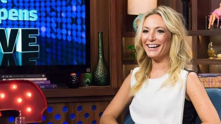 Below Deck alum Kate Chastain dishes leaving Bravo's Chat Room.