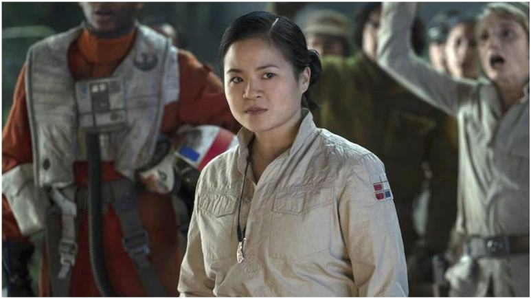 Star Wars actress Kelly Marie Tran describes break up with social media