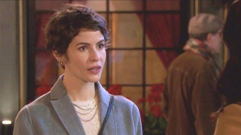 Linsey Godfrey exits Days of our Lives as Sarah Horton.