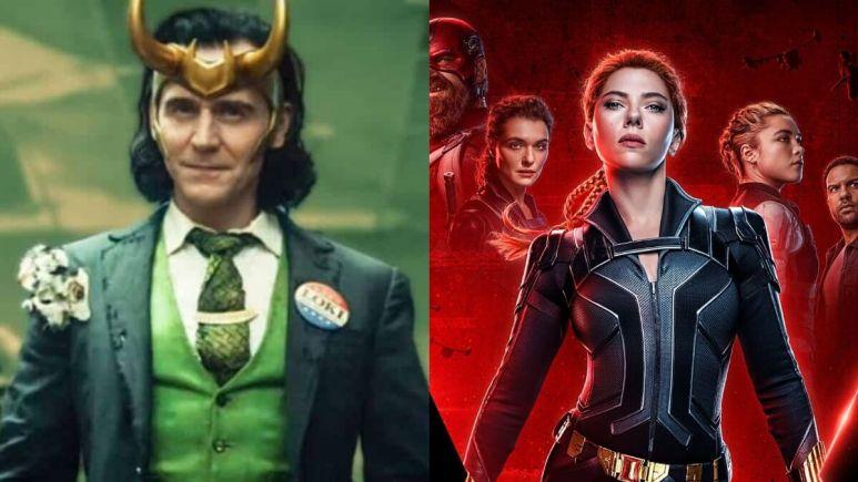 Loki and Black Widow