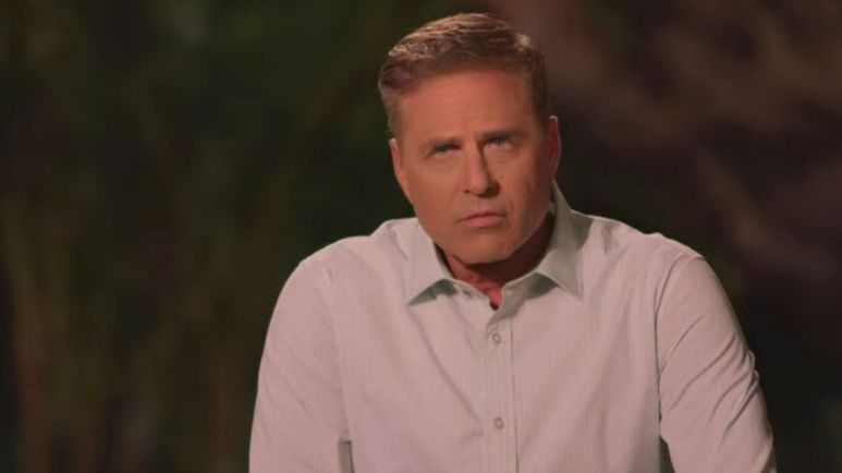 Mark Walberg is the host of Temptation Island