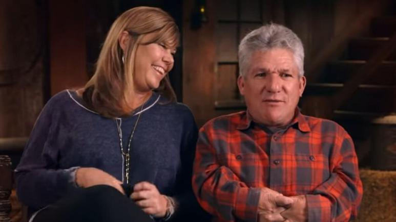 Matt Roloff and Caryn Chandler of Little People Big World