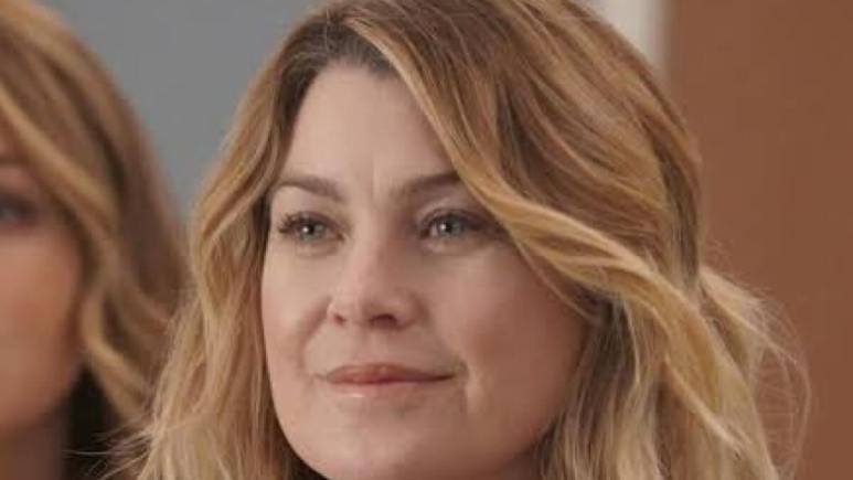 Meredith On Grey's Anatomy