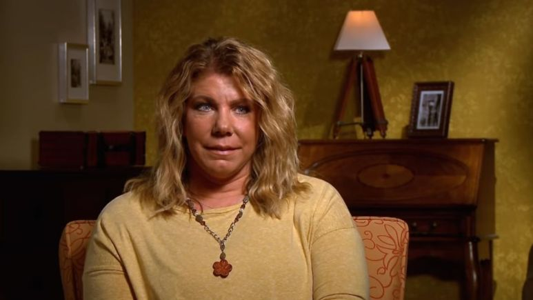 Meri Brown of Sister Wives