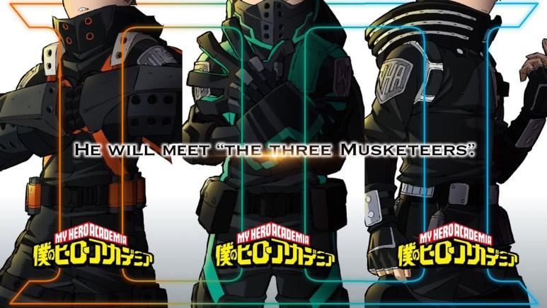 My Hero Academia World Heroes' Mission