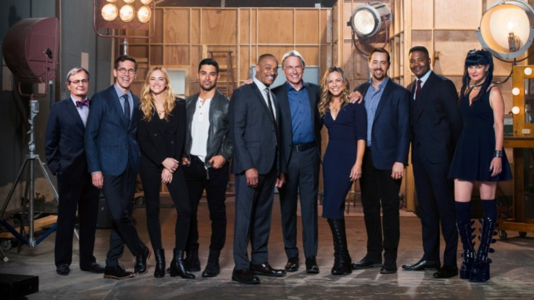 NCIS Full Cast Image