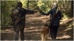 Norman Reedus as Daryl Dixon and Melissa McBride as Carol Peletier, as seen in Episode 21 of AMC's The Walking Dead Season 10C
