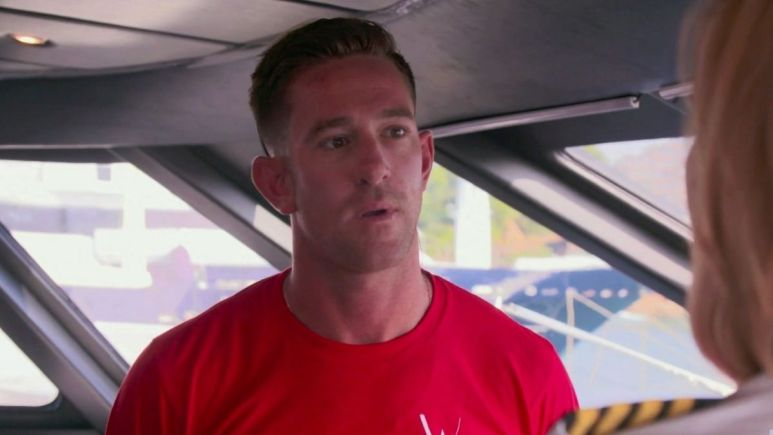 Fired Below Deck Mediterranean star Pete Hunziker forced to retire from yachting.