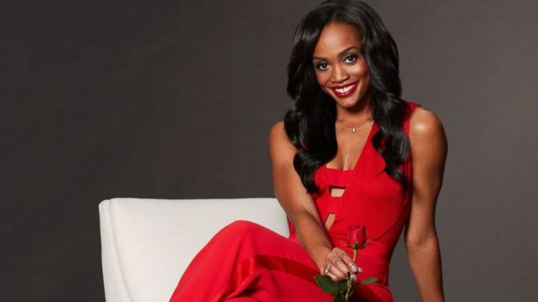 Rachel Lindsay on The Bachelorette