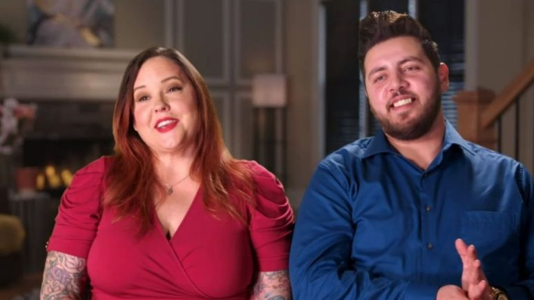 Rebecca and Zied from 90 Day Fiance