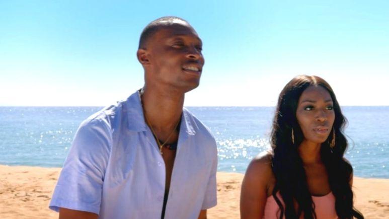 Rick and Ashley from Season 2 of Temptation Island