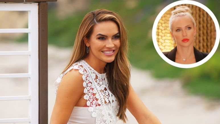 Chrishell Stause talks Christine Quinn pregnancy and Selling Sunset Season 4.