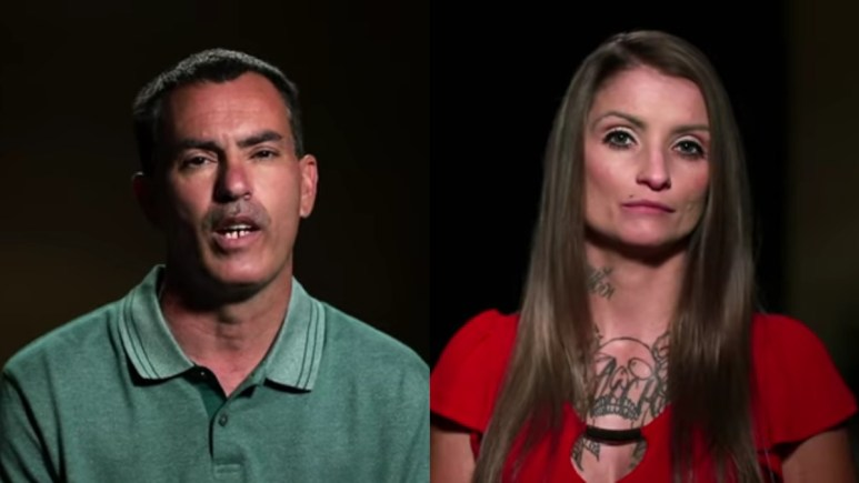 Shawn and Destinie in Life After Lockup confessionals.