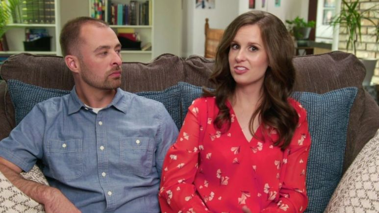 Spencer and Erica Shemwell of The Blended Bunch