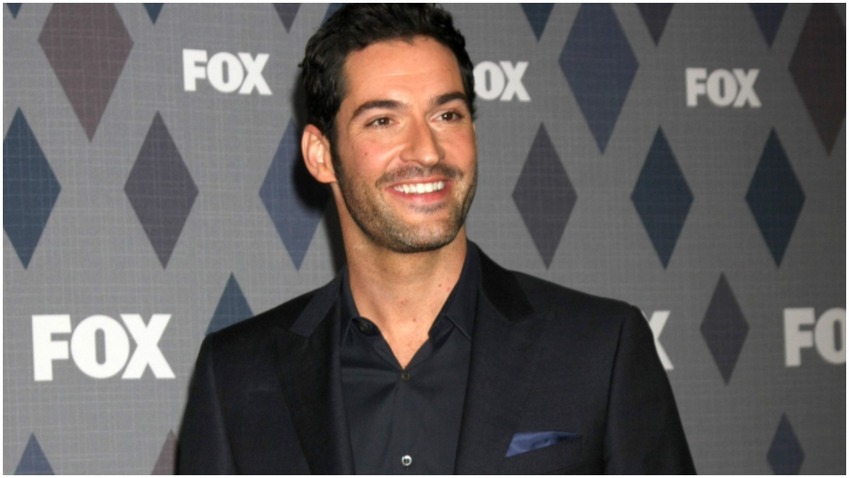 Tom Ellis attends the FOX Winter TCA 2016 All-Star Party, January 15, 2016
