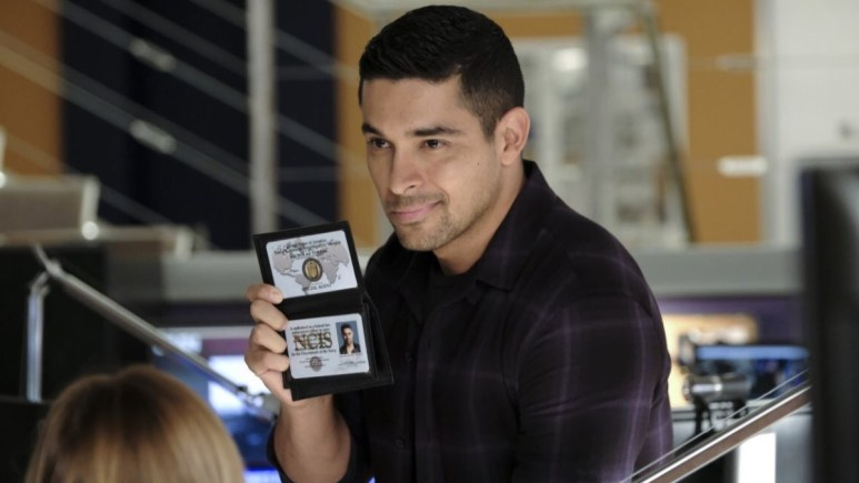 Torres NCIS Agent