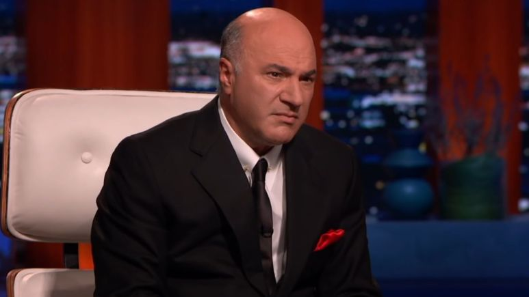 Kevin O'Leary on Shark Tank