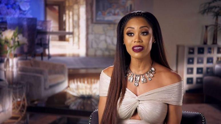 RHOP alum Monique Samuels ranks high on the best dressed list
