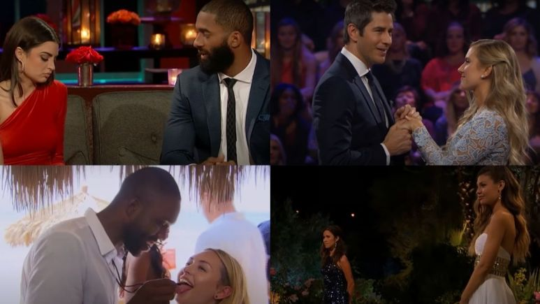 The most controversial moments on The Bachelor