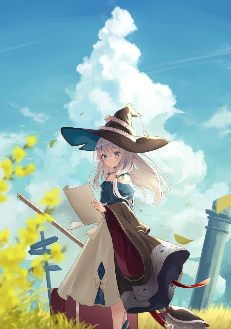 Wandering Witch 17