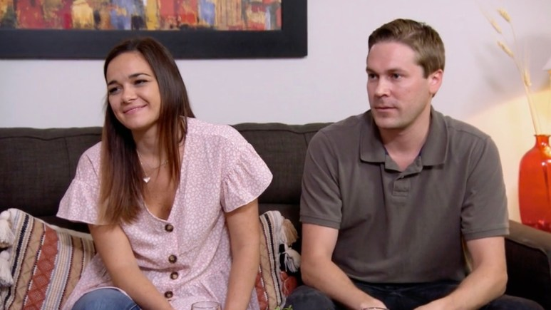 Erik and Virginia on Married at First Sight