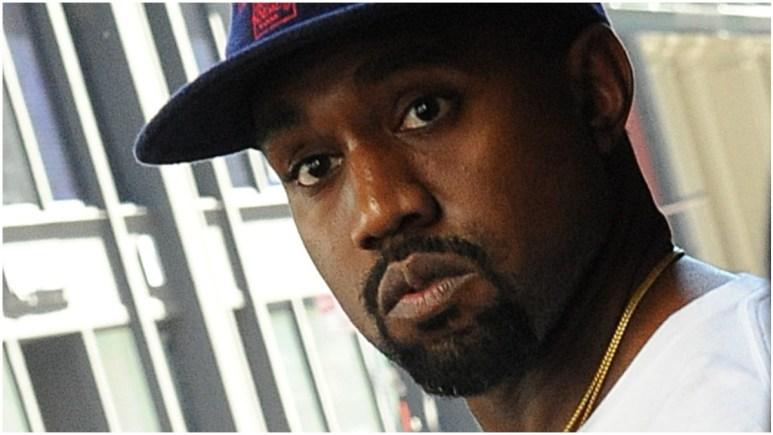 Kanye West appeared on KUWTK.