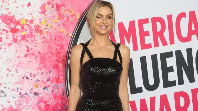 Lala Kent on the red carpet.
