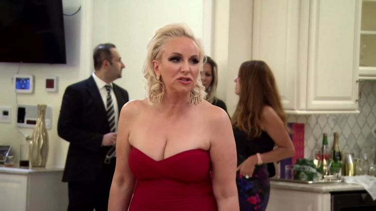 RHONJ star Margaret Josephs say viewers will see some emotion issues with her husband