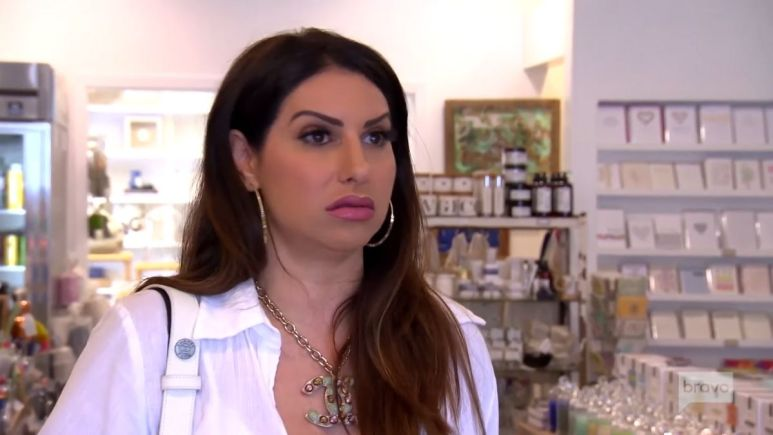 RHONJ star Jennifer Aydin does not think Michelle Pais used her for a storyline