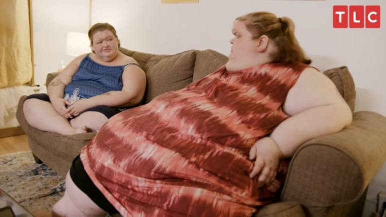 1000-Lb Sisters stars Amy and Tammy Slaton.