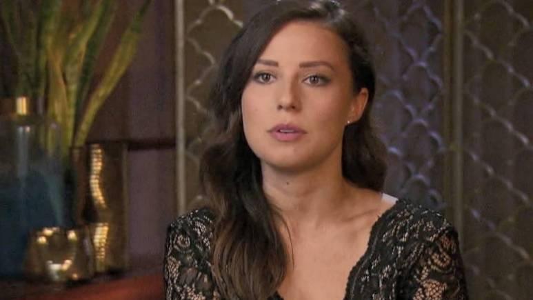 Katie Thurston on The Bachelor