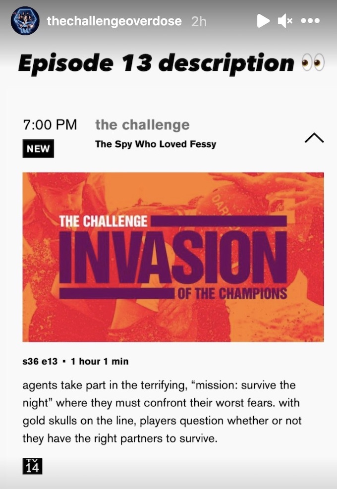 the challenge double agents plot synopsis for episode 13