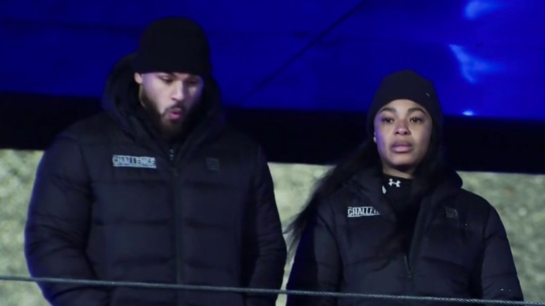 cory wharton and kam williams at the crater on double agents episode 16