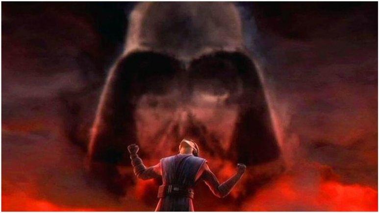 Clone Wars Anakin