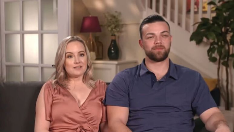 Elizabeth and Andrei from 90 Day Fiance