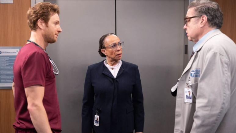 Chicago Med Cast Season 6