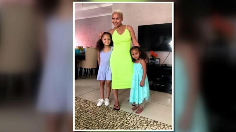 Christeline Peters and her daughters of Seeking Sister Wife