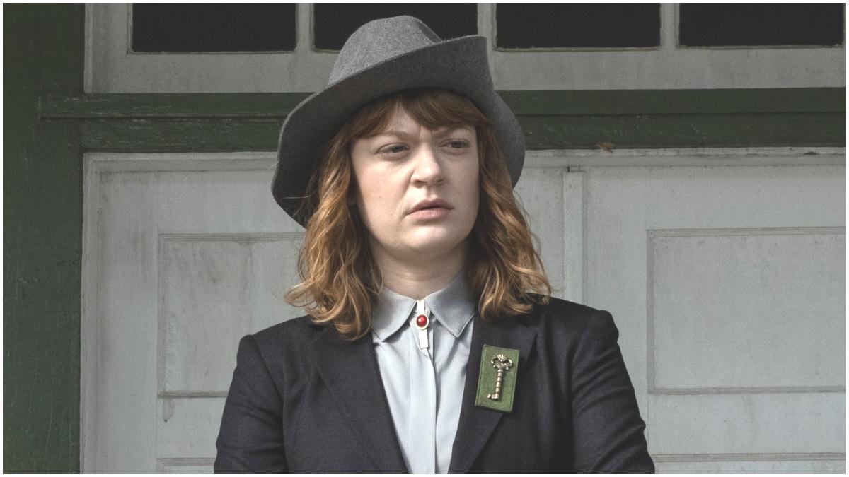 Colby Minifie stars as Virginia, as seen in Episode 4 of AMC's Fear the Walking Dead Season 6