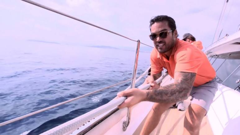 Colin Macrae from Below Deck Sailing Yacht is now single.