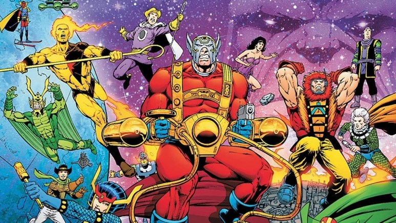 DC cancels New Gods movie from director Ava DeVernay
