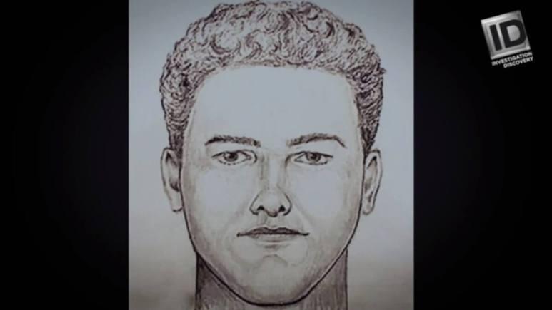 Sketch of suspected killer
