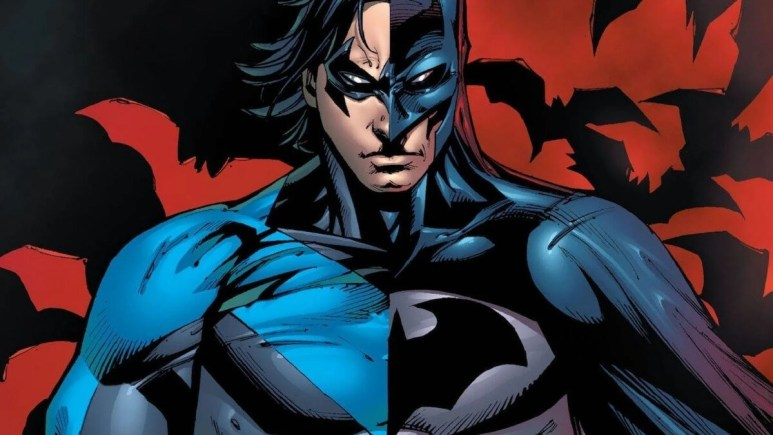 Dick Grayson as Batman